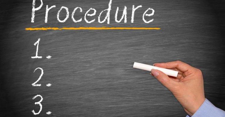 Il paradosso delle procedure