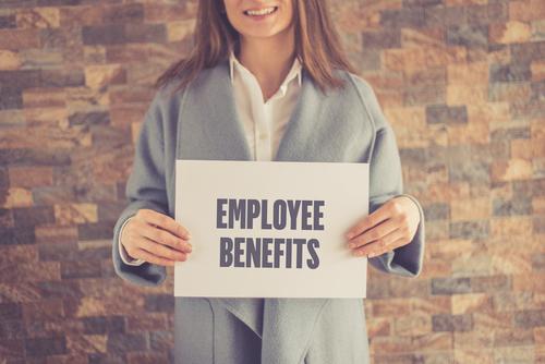 Employee benefit_shutterstock_592630049