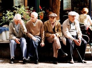 gruppo anziani